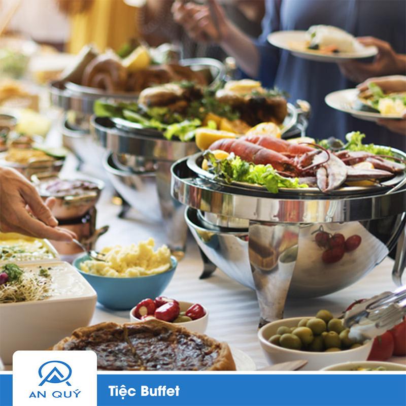 Các món ăn do chính tay các đầu bếp của An Quý thực hiện đều đảm bảo độ tươi ngon, an toàn
