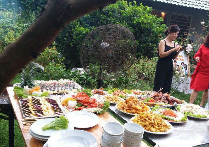 Tiệc dã ngoại An Quý
