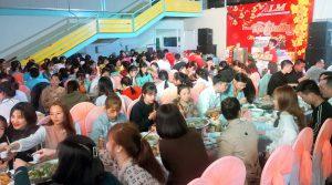 5 lưu ý quan trọng khi tổ chức tiệc liên hoan tất niên tại Mê Linh