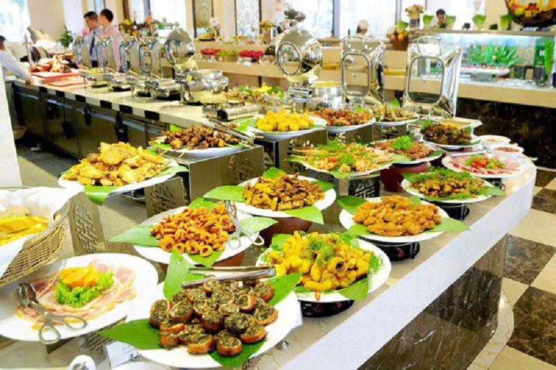 tiệc lưu động trọn gói tại Hà Nội