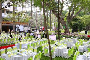 Kinh nghiệm tổ chức tiệc cưới tiết kiệm tại Mê Linh