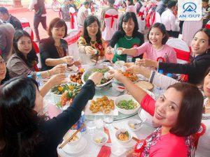 nấu cỗ tại nhà ngon tiết kiệm ở Mê Linh