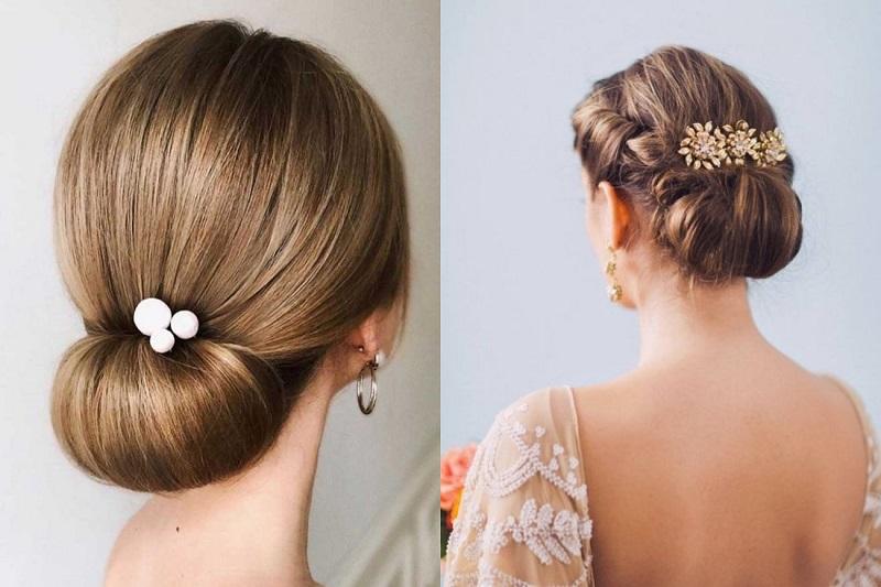 Những kiểu tóc cô dâu đẹp nhất 2021 giúp nàng nổi bật trong đám cưới