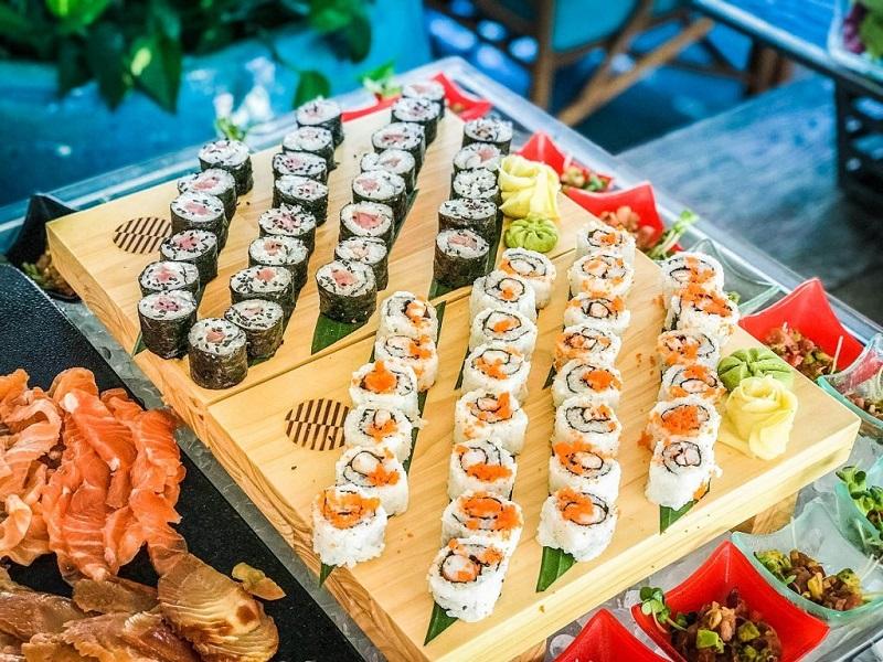 Menu tiệc buffet tại nhà: Những món ăn ngon, đơn giản, dễ làm
