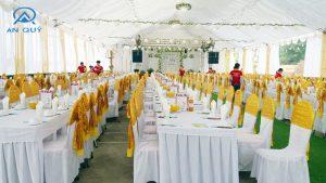 Nên đặt tiệc cưới tại nhà hay ở nhà hàng?