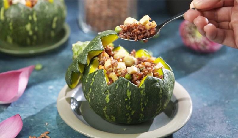 Những món ăn chay ngon, dễ làm đầu tháng