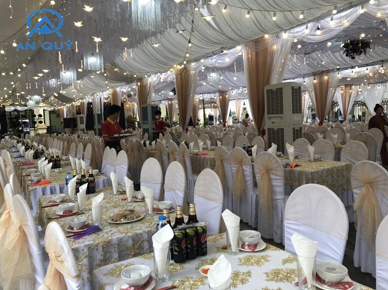 Thực đơn tiệc cưới tại nhà ngon như nhà hàng